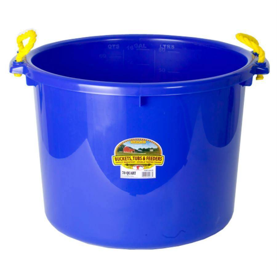 70 Qt Little Giant Muck Tubs
