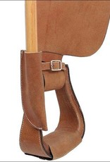 Billy Cook Saddlery Leather Flag Pole Holder/Carrier