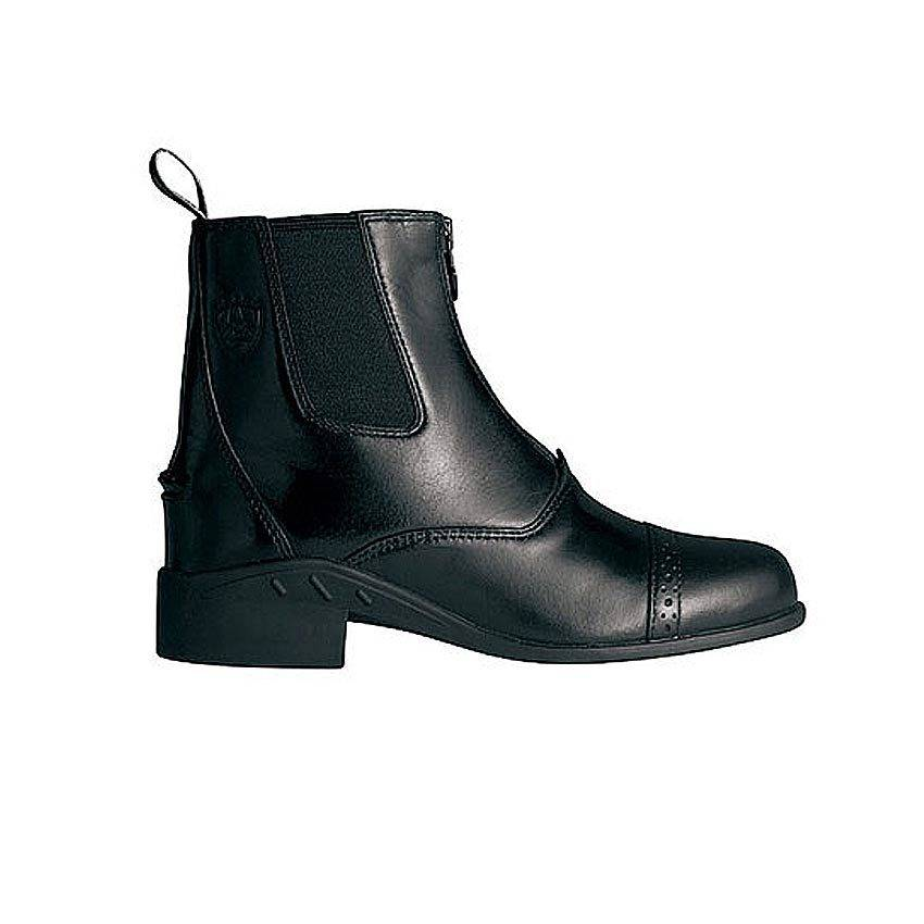 Children's Ariat Devon II Jod Zip Boot, Black, Size 12