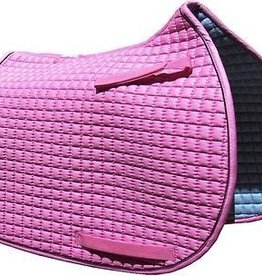 PRI PRI Cotton Quilted Dressage Pad