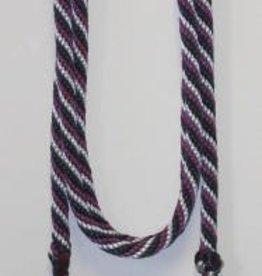 "Double Diamond Halter Co. xLead Rope 5/8"" x 10' - Purple"