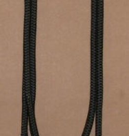 Double Diamond Halter Co. Poly/Dacron Lead Black - 15'