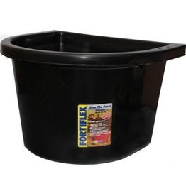 Showman Over the Fence Feeder Black - 20QT