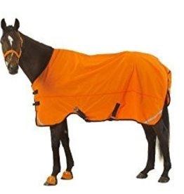 English Riding Supply Centaur Don't Shoot Blaze Orange Sheet