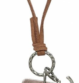 AWST International Necklace - Silver Extended Trot