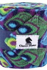 EquiBrand Classic Equine Fleece Polo Wraps