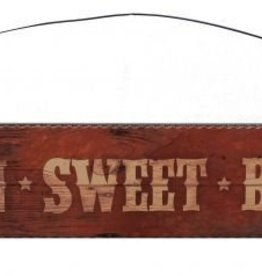 "Showman Barn Sweet Barn Sign - 23"" x 3.75"""