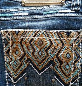 Adiktd Whitney LowRise Bootcut Jeans