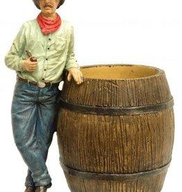 Cowboy Pen Holder