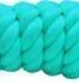 Showman 10' Braided Cotton Lead - Brass Snap