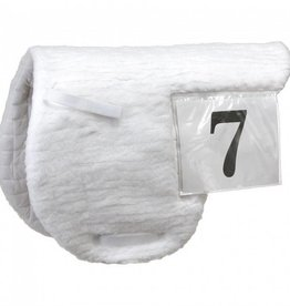 JT International EquiRoyal Fleece Number Pad
