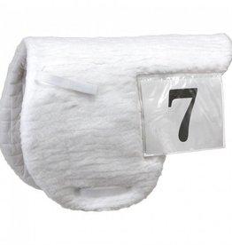 Tough-1 EquiRoyal Fleece Number Pad (Reg $45.95 NOW 20% OFF)