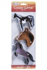 Tough-1 3-Piece Cookie Cutter Collection