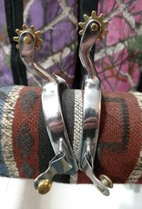 Action Chromed Ladies/Youth Spurs