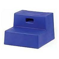 2 Step Mounting Block Blue