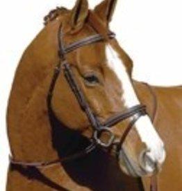 HDR Henri de Rivel Monocrown Event Bridle - Horse Size (Reg $99.95 NOW 40% OFF)