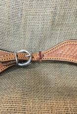 Alamo Saddlery Spur Straps Light Ladies