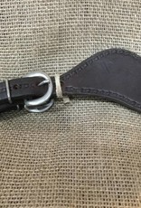 Circle L Circle L Heavy Duty Leather Spur Straps Dk Brown