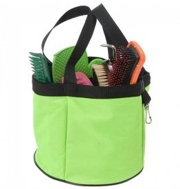 Tough1 Final Touches Grooming Caddy -  Lime Green