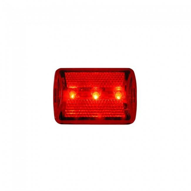 Tough-1 7 Function, 5 LED, Flashing Safety light