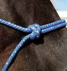 Pro-Choice Professional's Choice Glitter Rope Halters w/ Lead - Horse Size