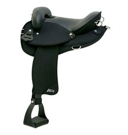 "Abetta Abetta® Serenity Endurance Saddle, 18Lb - FQHB - 17"""