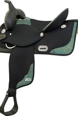 "Abetta Abetta® Gator Package Set: Saddle w/Matching Bridle, B/C, Pad - 18Lb - QHB - 16""- Was $635 now $450 for the Package!!!"