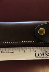 Circle L Circle L Leather Knife Case - Brown