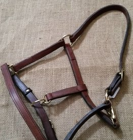 Lamprey Leather Halter