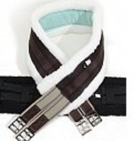 Horse Fare Products HFP Nano Silver StayDry Girth White/Brown