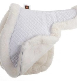 Equine Comfort Products Fully Lined Close Contact Pad - Merino Wool