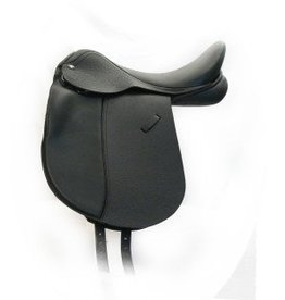 Smith Worthington Saddlery Smith-Worthington Mystic Buffalo Dressage Saddle 18.5""