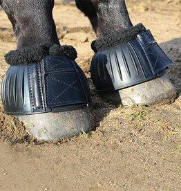 Intrepid International Intrepid Fleece Top Bell Boots Black