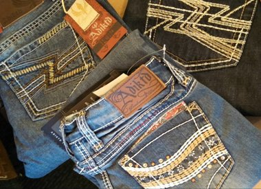 Western Casuals - Jeans, Skirts & Sweaters