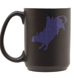 M & F Western Products Coffee Mug - Bull Rider  - 16oz
