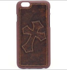 M & F iPhone 6 Diag Cross Cover