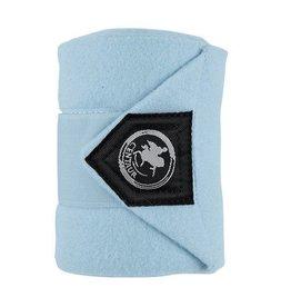 English Riding Supply Centaur Polo Bandages - Ice Blue 9'