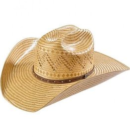 Milano Hat Co., Inc. Justin Corral Western Hat Straw - 7-1/8