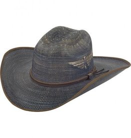 Milano Hat Co., Inc. Justin Bent Rail Fenix Straw Hat - 6-7/8