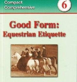 Good Form Equestrian Etiquitte - Compass Points For Riders