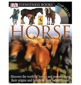 Western Express Horses with Clip-Art CD