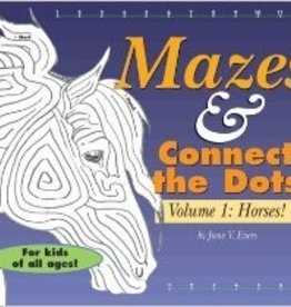 Horse Hollow Press Mazes & Connect the Dots
