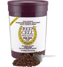 Red Cell Iron Supplement, Pellets - 4Lb