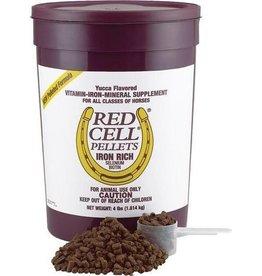 RJ Matthews Red Cell Iron Supplement, Pellets - 4Lb