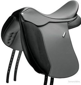 Weatherbeeta Wintec 500 Dressage CAIR Black - 17.5