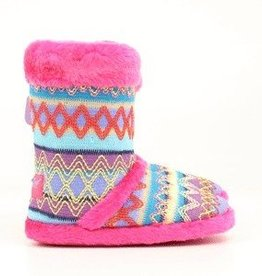 M & F Western Products Children's Western Slippers