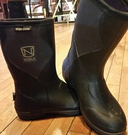 Lightly Used Women's Noble Outfitters Muds Stay Cool Rubber Boots - Size 8