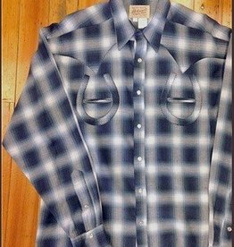 Rockmount Ranch Wear Mens Relax Horse Shoe Shirt
