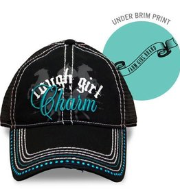 Farm Girl Farm Girl Tough Girl Ball Cap