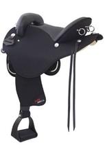 """Abetta Abetta® Stealth Flex Comfort - Extra Wide Quarter Horse Flex Tree - 17"""""""